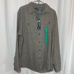 New with tag Grayers Flannel long sleeve shirt
